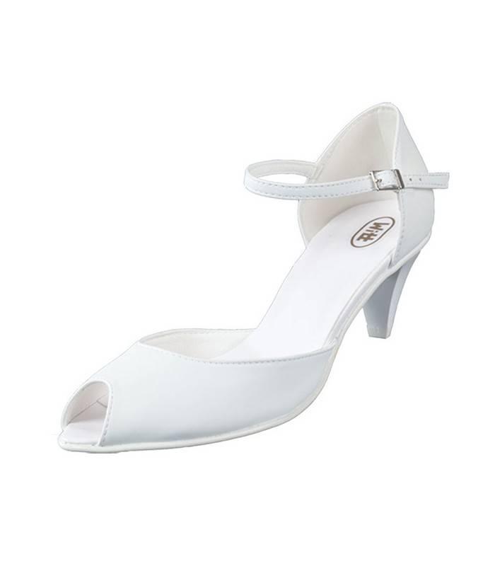 6b06643c0b Svadobné topánky s otvorenou špičkou WITT 382 - VIVIENNE s.r.o.